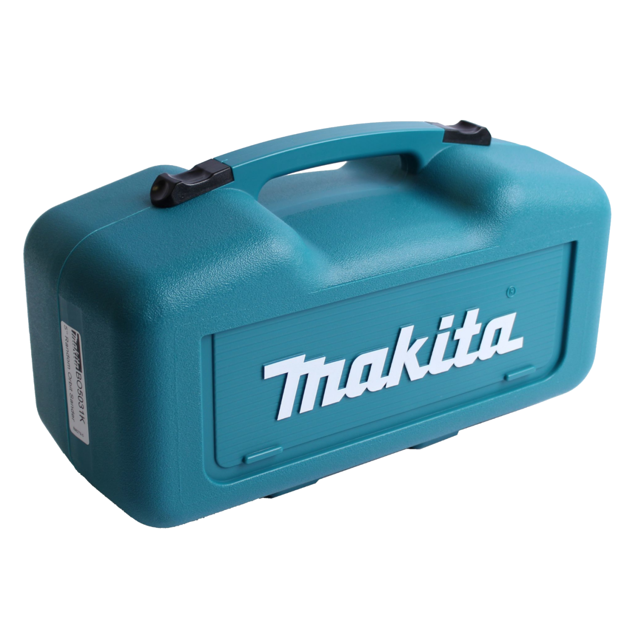 Makita BO5031K Exzenterschleifer im Transportkoffer 125 mm Ø