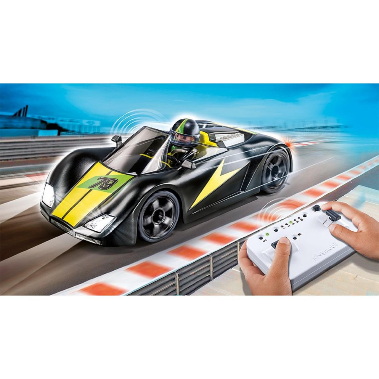 Playmobil 9089 RC-Supersport-Racer