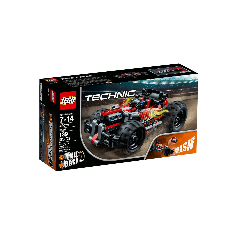 LEGO TECHNIC 42073 Rückziehauto