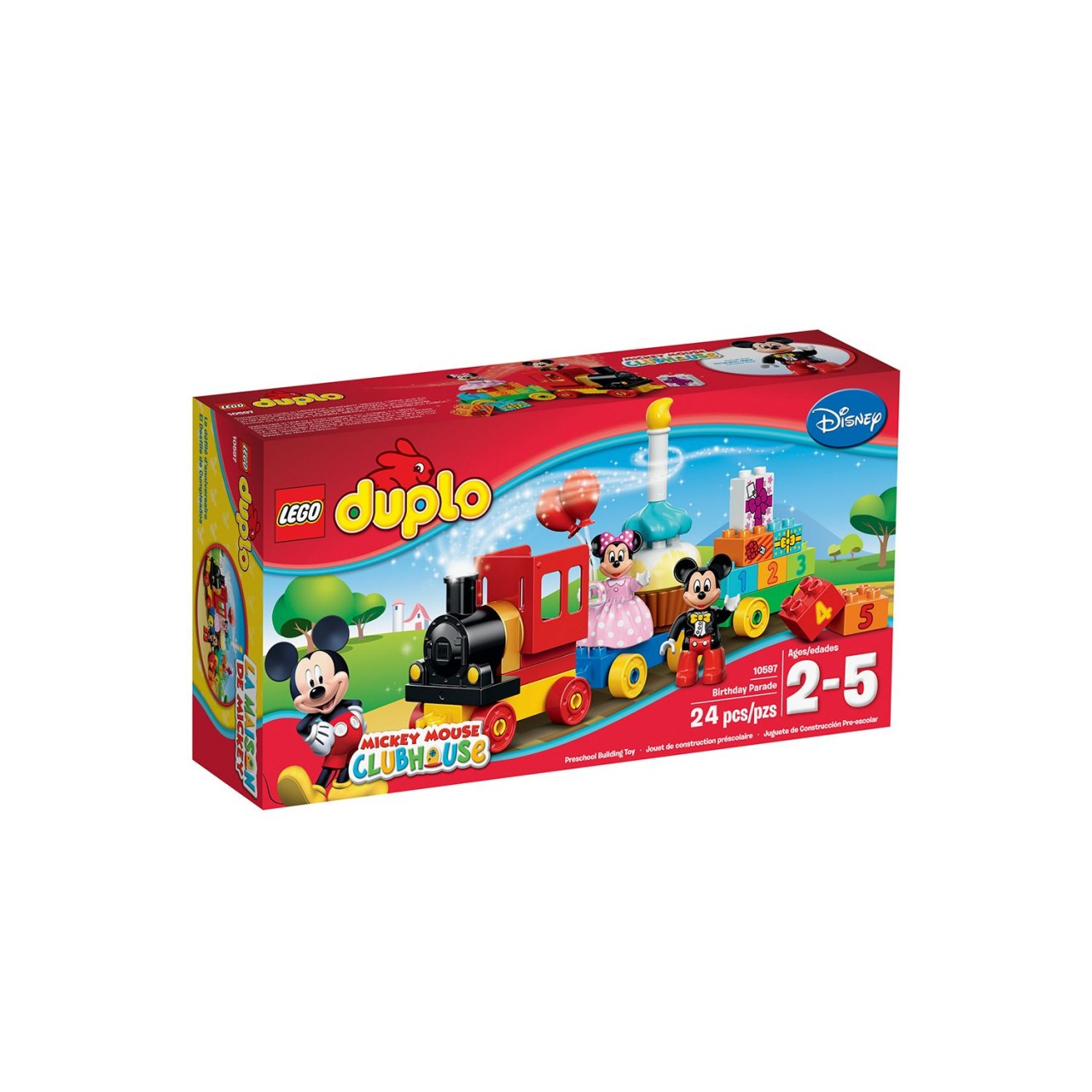 LEGO DUPLO 10597 Geburtstagsparade