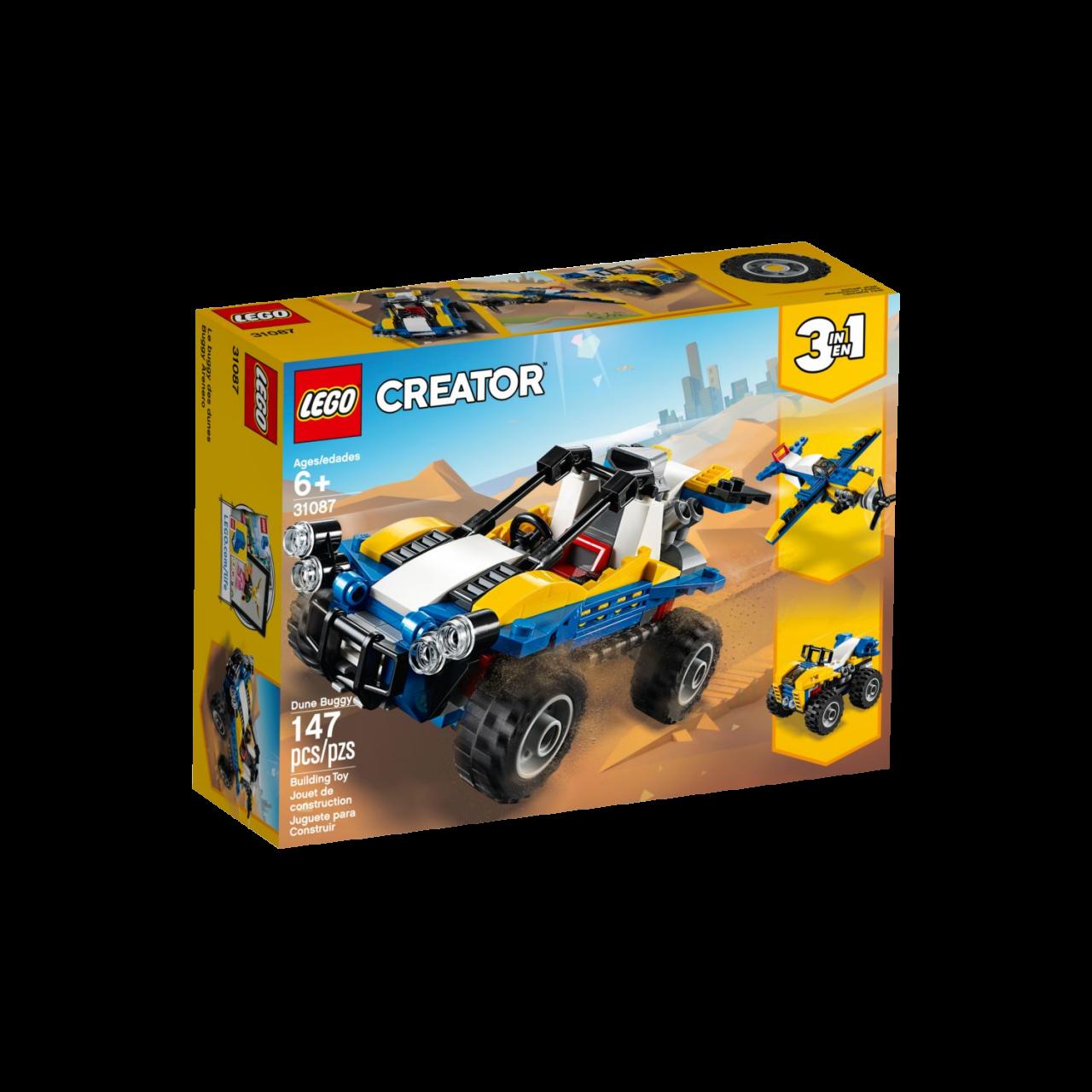 LEGO CREATOR 31087 Strandbuggy