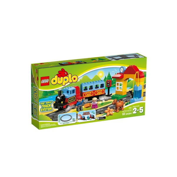 LEGO DUPLO 10507 Eisenbahn Starter Set
