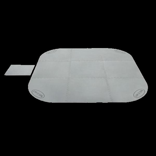 Bestway 60309 Flowclear Lay-Z-SPA Bodenschutzfließen-Set Bodenschutz Poolschutz