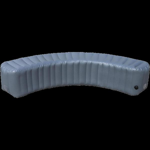 Bestway 60308 Lay-Z-Spa Einfassung Umrandung Sitzbereich aufblasbar 200x40x40cm