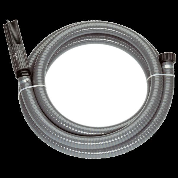 Gardena 1418-20 Sauggarnitur 7m Saugschlauch für Pumpen anschlussfertig 25mm