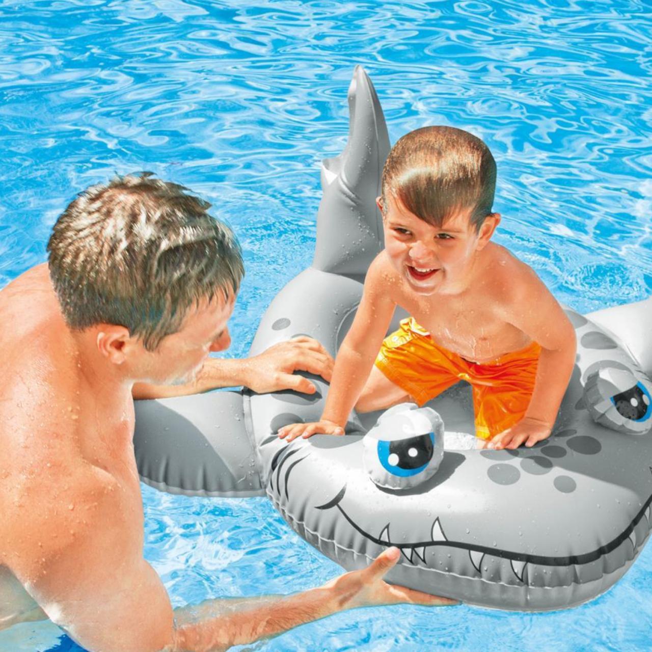 Intex Pool-Cruiser Boot, verfügbar in 3 verschiedenen Designs