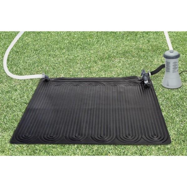 Intex Solarmatte Poolheizung Solarkollektor Solarheizung Pool 120x120cm 28685
