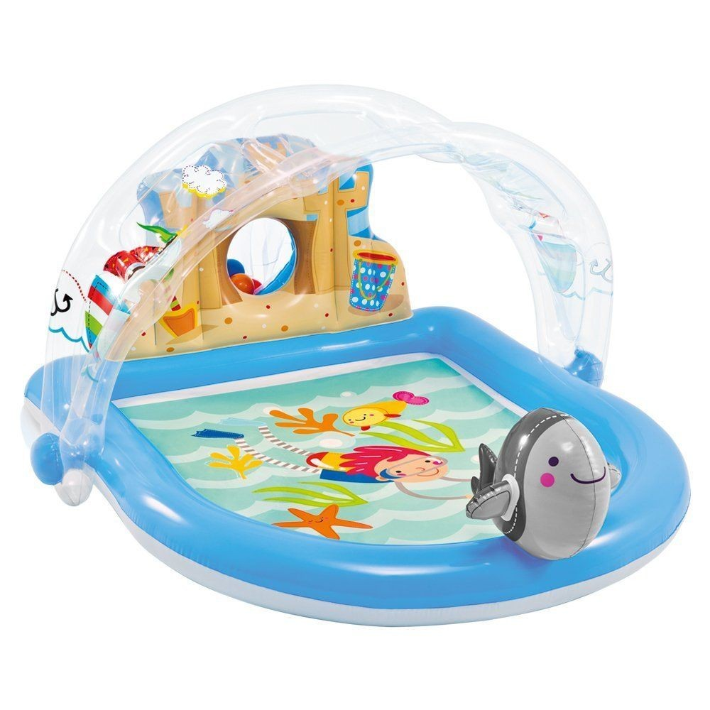 INTEX 57421NP - Playcenter Baby Pool Planschbecken Summer Lovin Beach