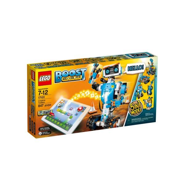 LEGO BOOST 17101 Kreativer Wergzeugkasten