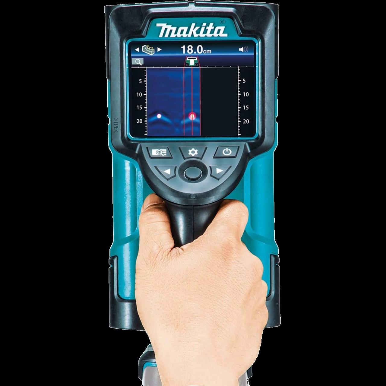 Makita DWD181ZJ Akku-Ortungsgerät LXT im MAKPAC Gr. 2 inkl. Einlage, 18V, +/- 5 mm, 180 mm