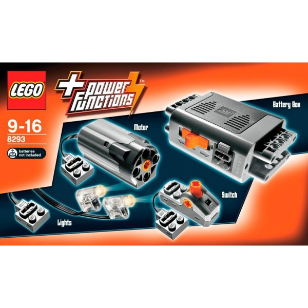 LEGO TECHNIC 8293 Power Functions Tuning-Set