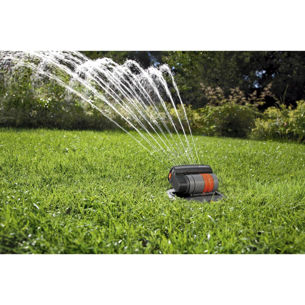 Gardena Sprinklersystem OS 140 Versenk-Viereckregner 8223-20