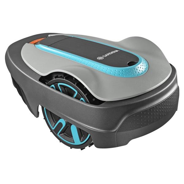 Gardena SILENO city 15001-20 Mähroboter Rasenmäher Roboter bis zu 250m² Garten