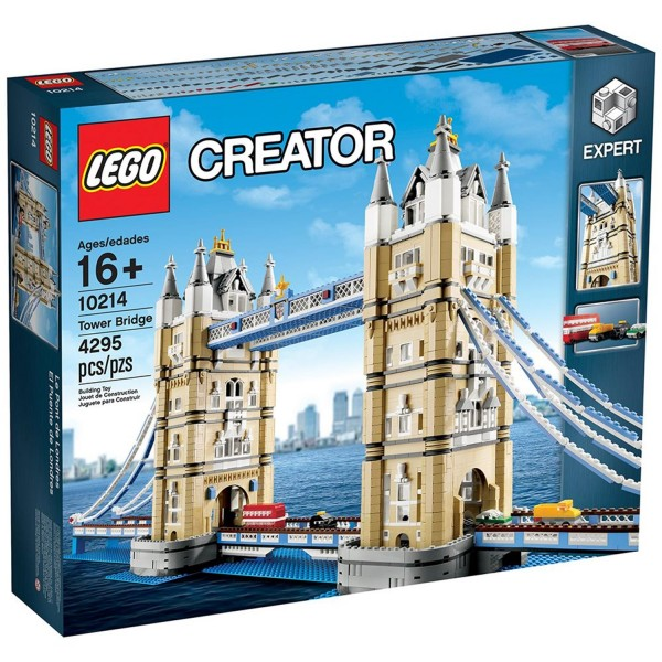 Lego Creator 10214 Tower Bridge NEU & OVP