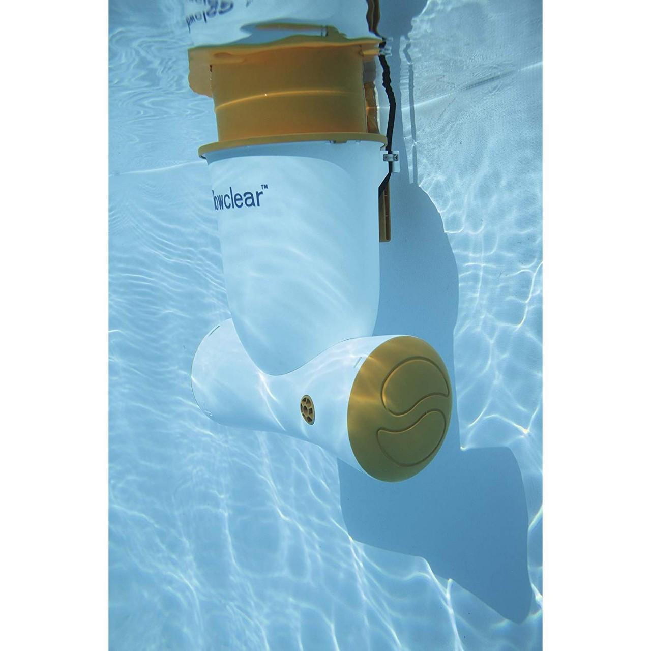 Bestway 58469 Skimmer Skimatic Einhüngefilterpumpe Pumpe Flowclear 3.974 l/h