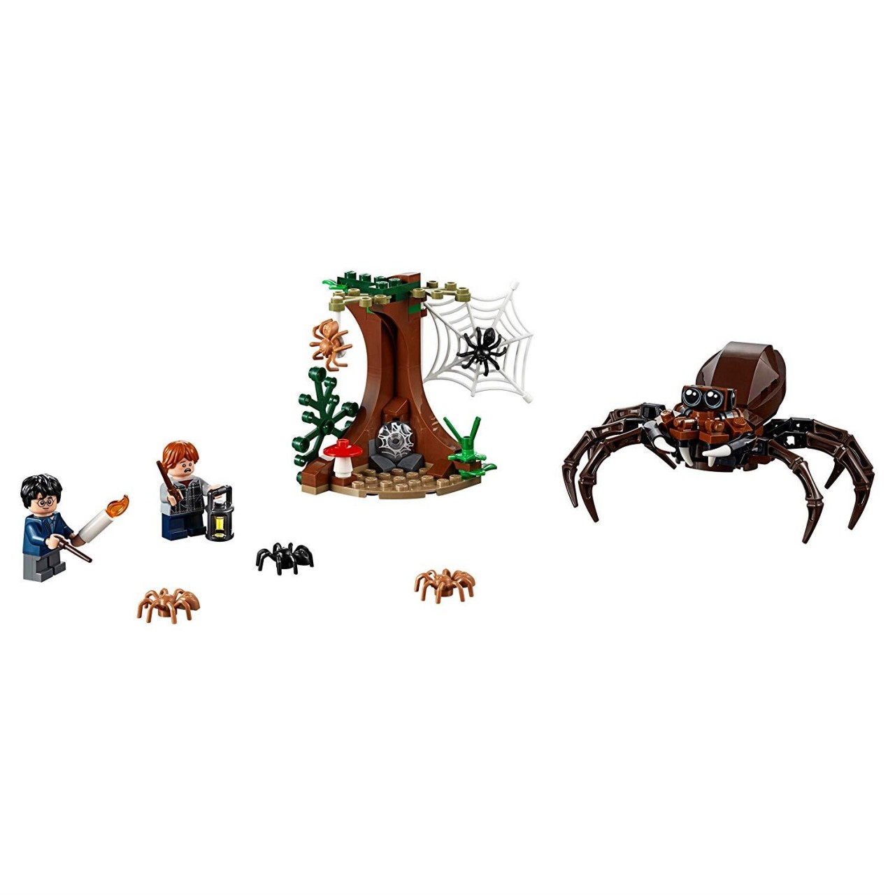 LEGO HARRY POTTER 75950 Aragogs Versteck