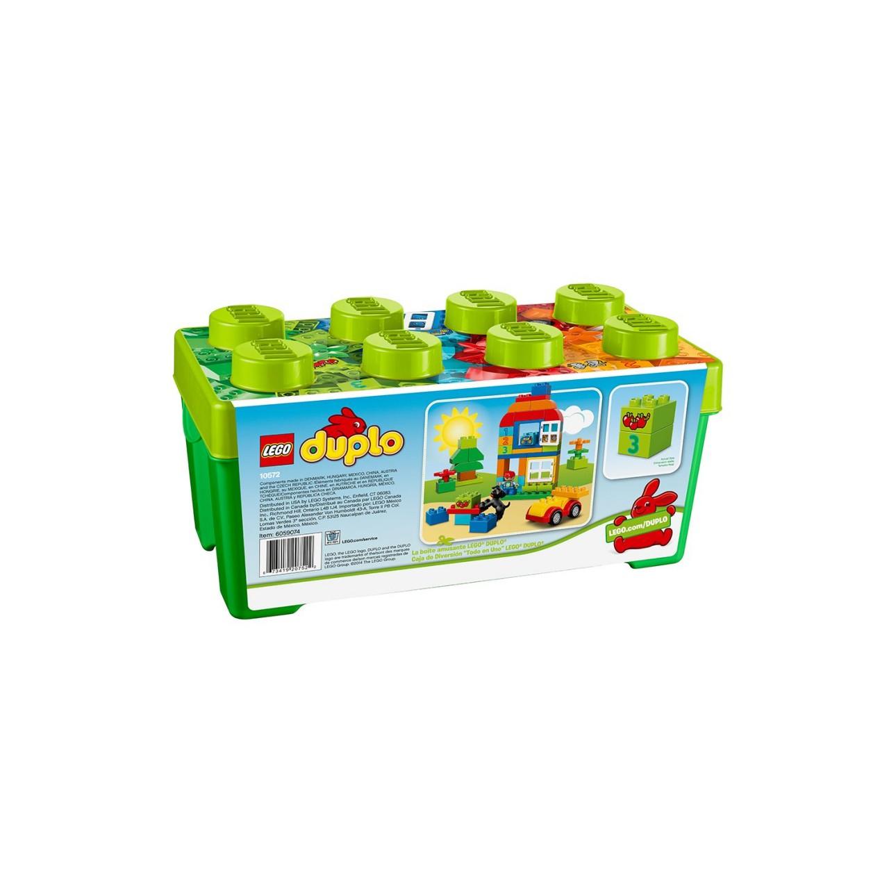 LEGO DUPLO 10572 Große Steinebox