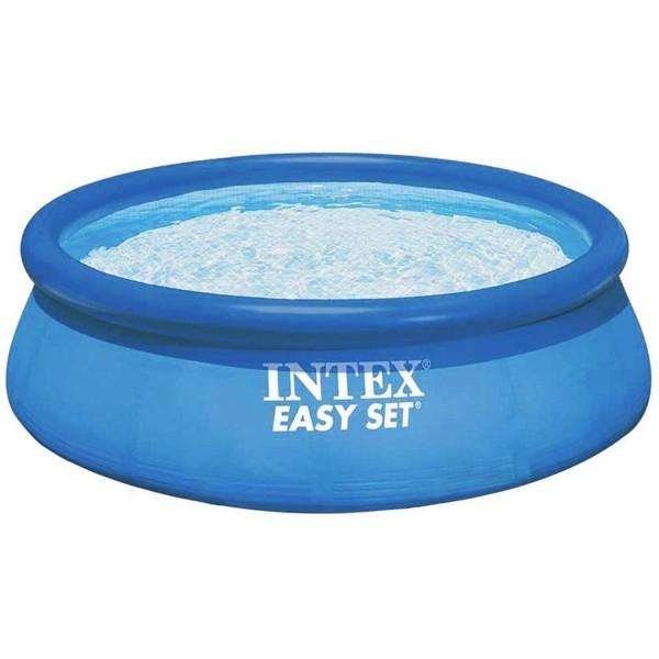 Intex 28130 Easy Set Pool 366 x 76 cm Schwimmbecken Aufstellpool ohne Pumpe
