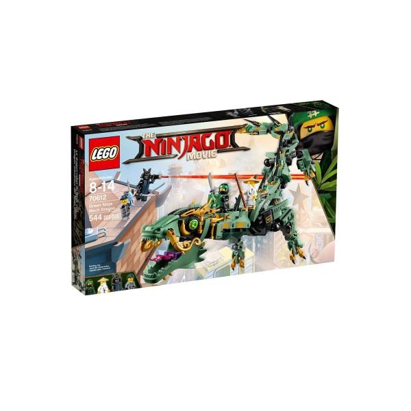 LEGO NINJAGO 70612 Mech Drache des Grünen Ninja