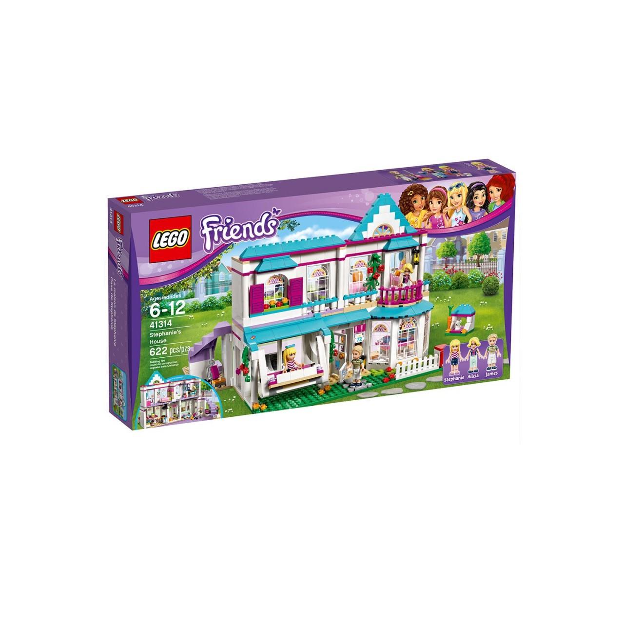 LEGO FRIENDS 41314 Stephanies Haus