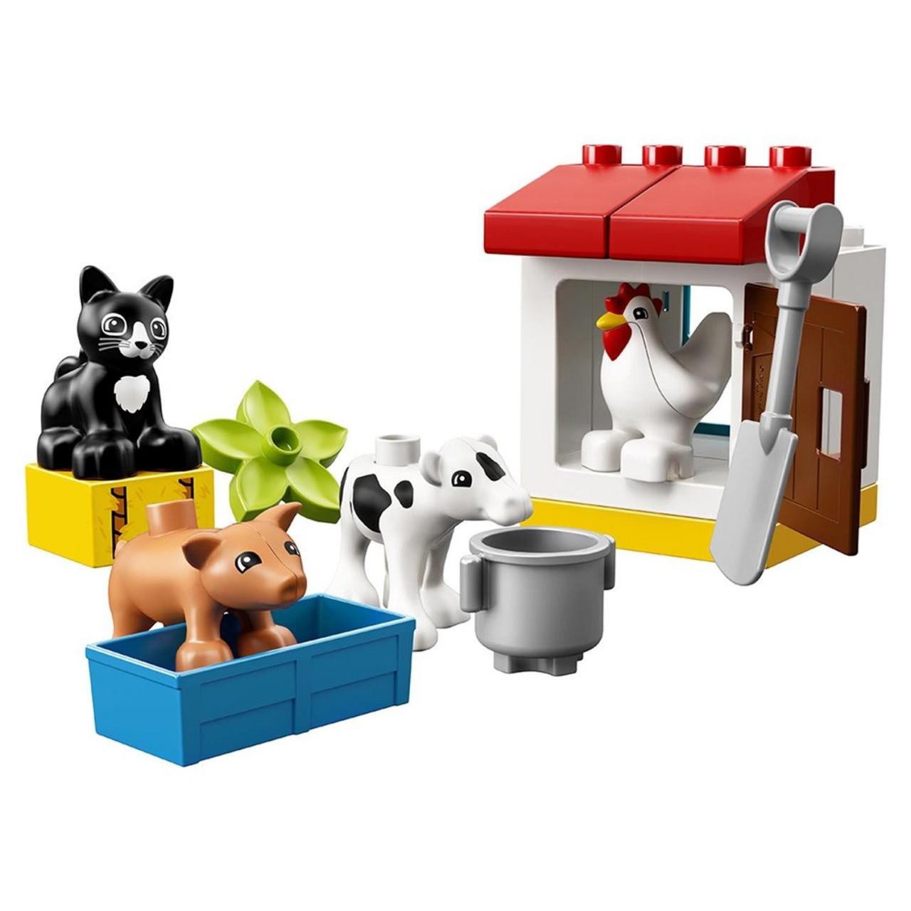 LEGO DUPLO 10870 Tiere auf dem Bauernhof