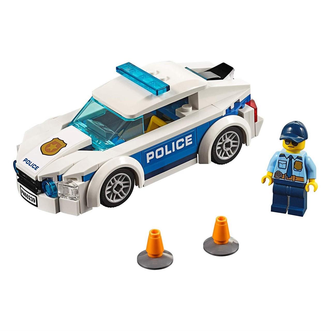 LEGO CITY 60239 Streifenwagen