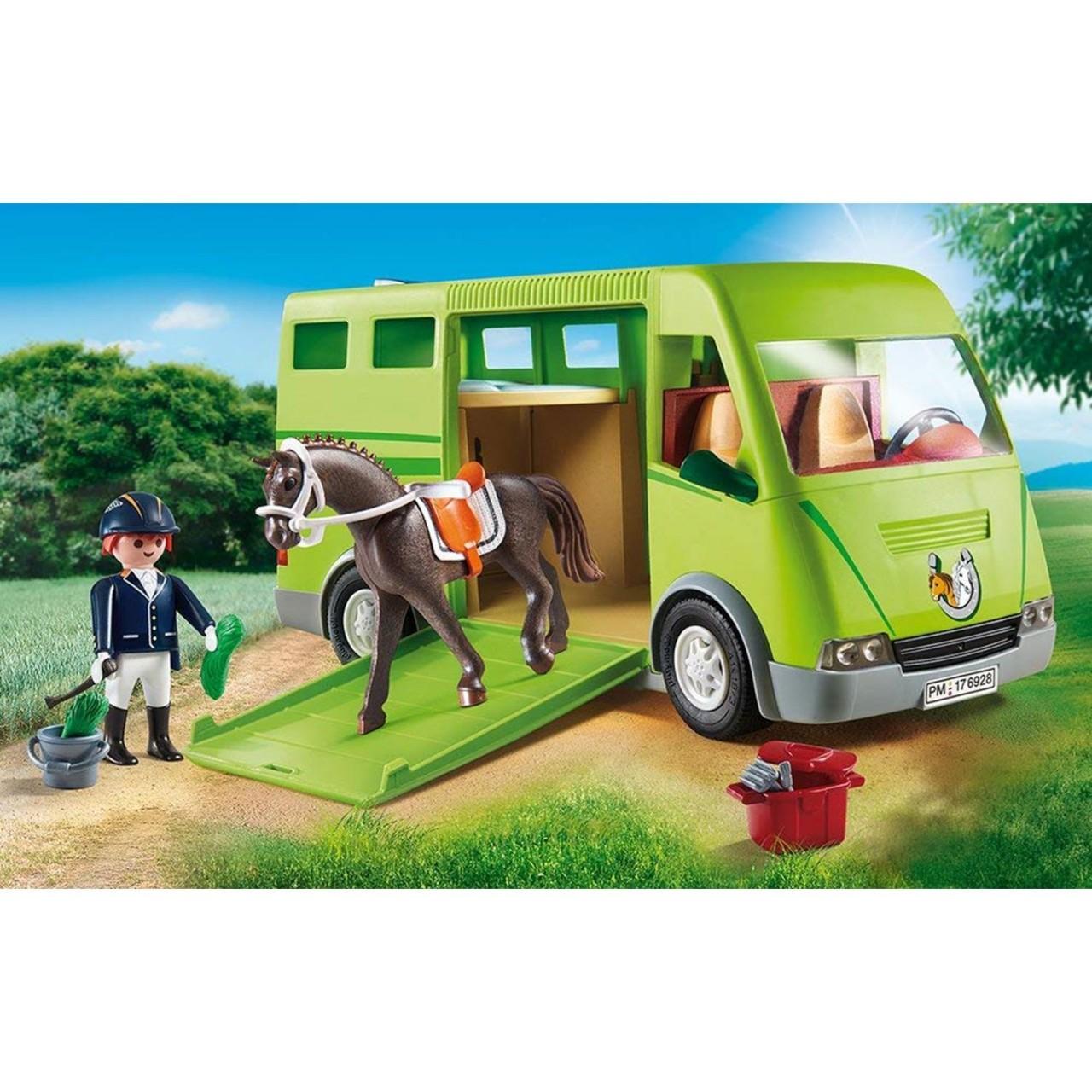 Playmobil 6928 Pferdetransporter