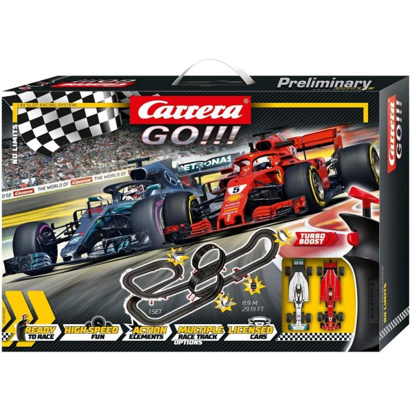 Carrera GO!!! 20062485 No Limits