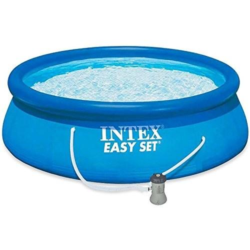 Intex 12-28112 Easy-Set Pool-Set, 244 x 76 cm, 2419 l