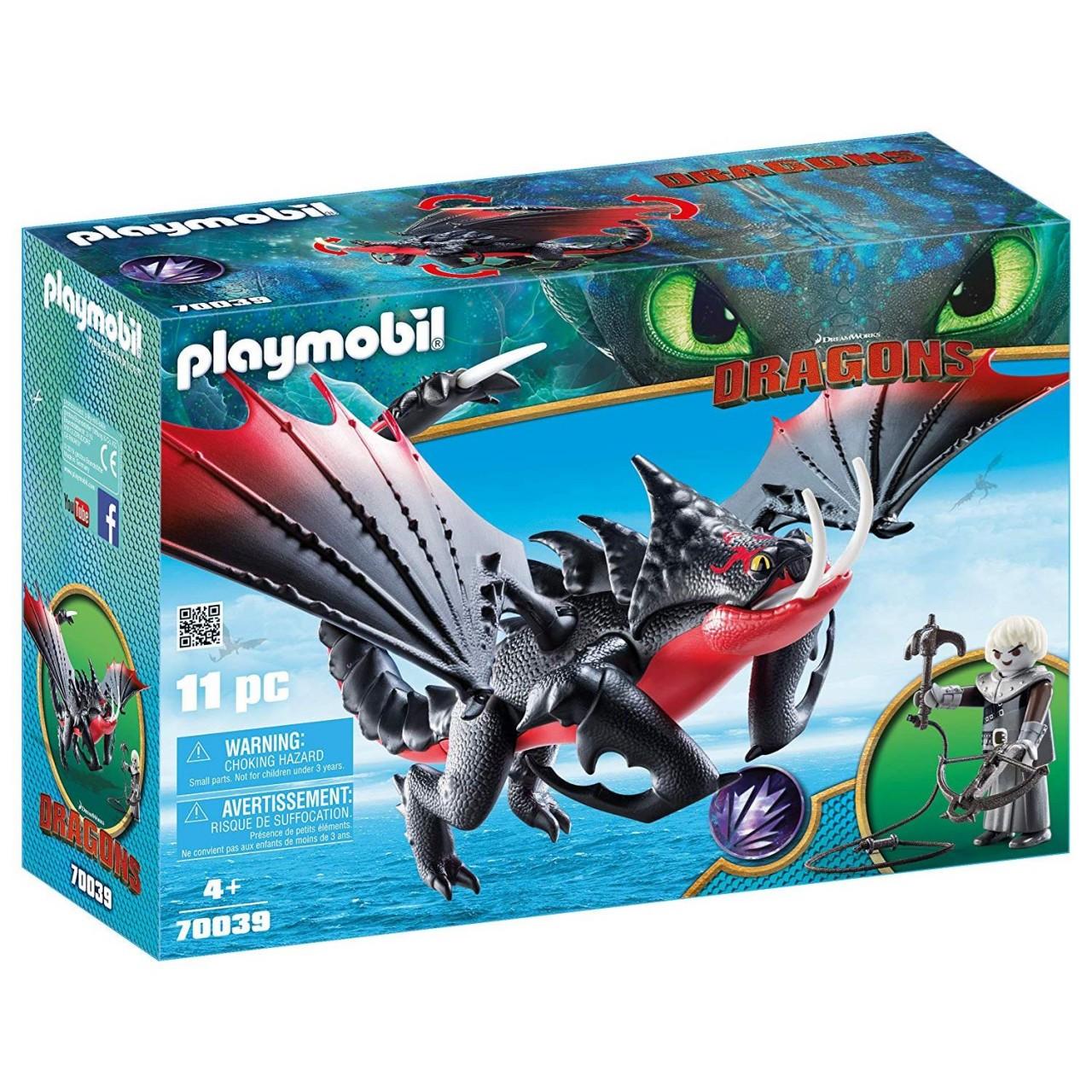 Playmobil 70039 Todbringer und Grimmel