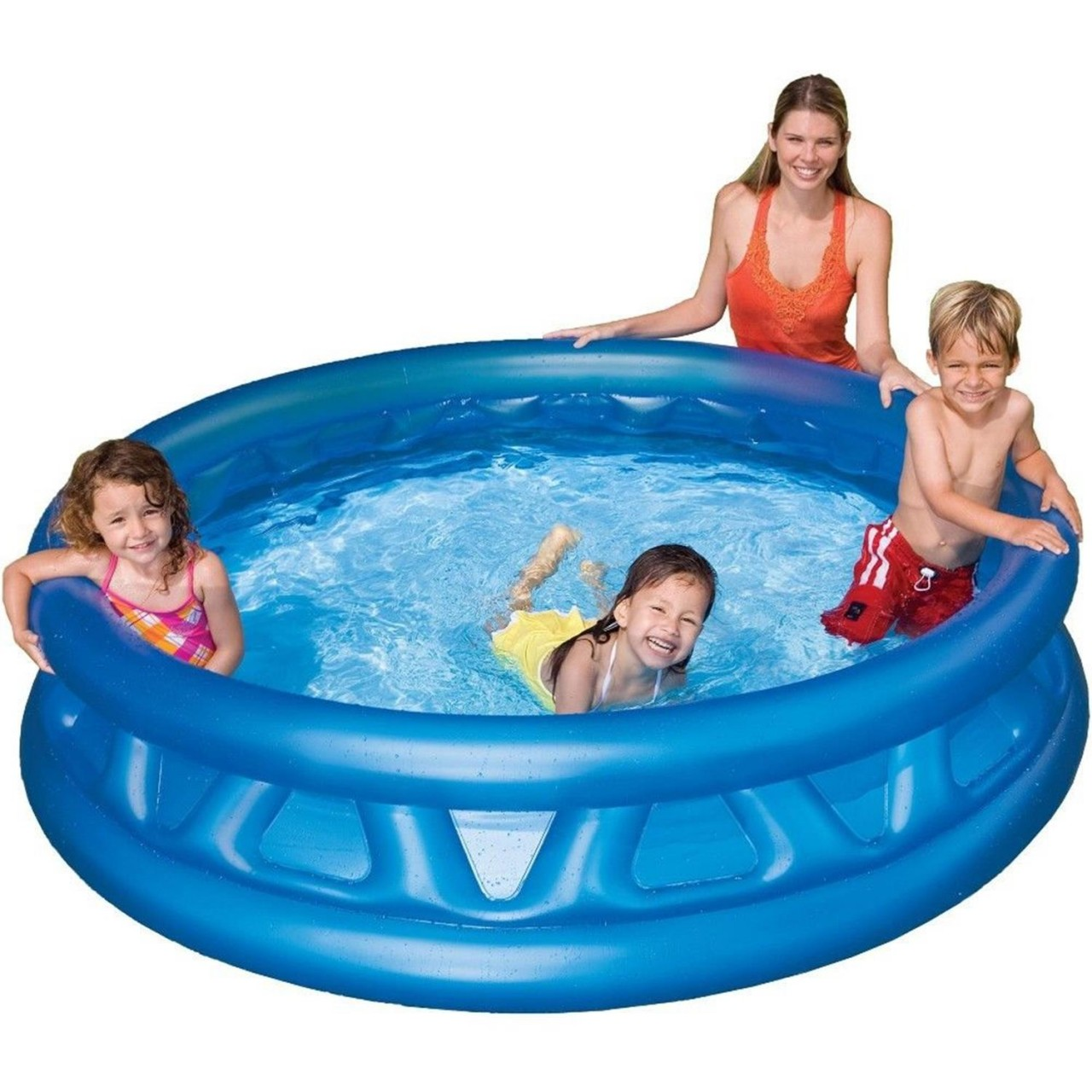 Intex 58431NP - Pool - Soft-Side, Durchmesser 188 x 46 cm
