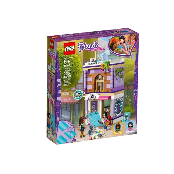 LEGO FRIENDS 41365 Emmas Künstlerstudio