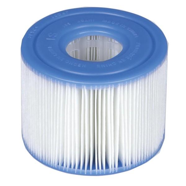 Intex Filterkartusche für PureSpa Whirlpools, Typ S1 (Doppelpack), Ø 4,3 cm (innen) Ø