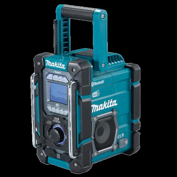 Makita DMR301 Akku Baustellenradio mit Ladefunktion für Makita CXT- & LXT-Akkus