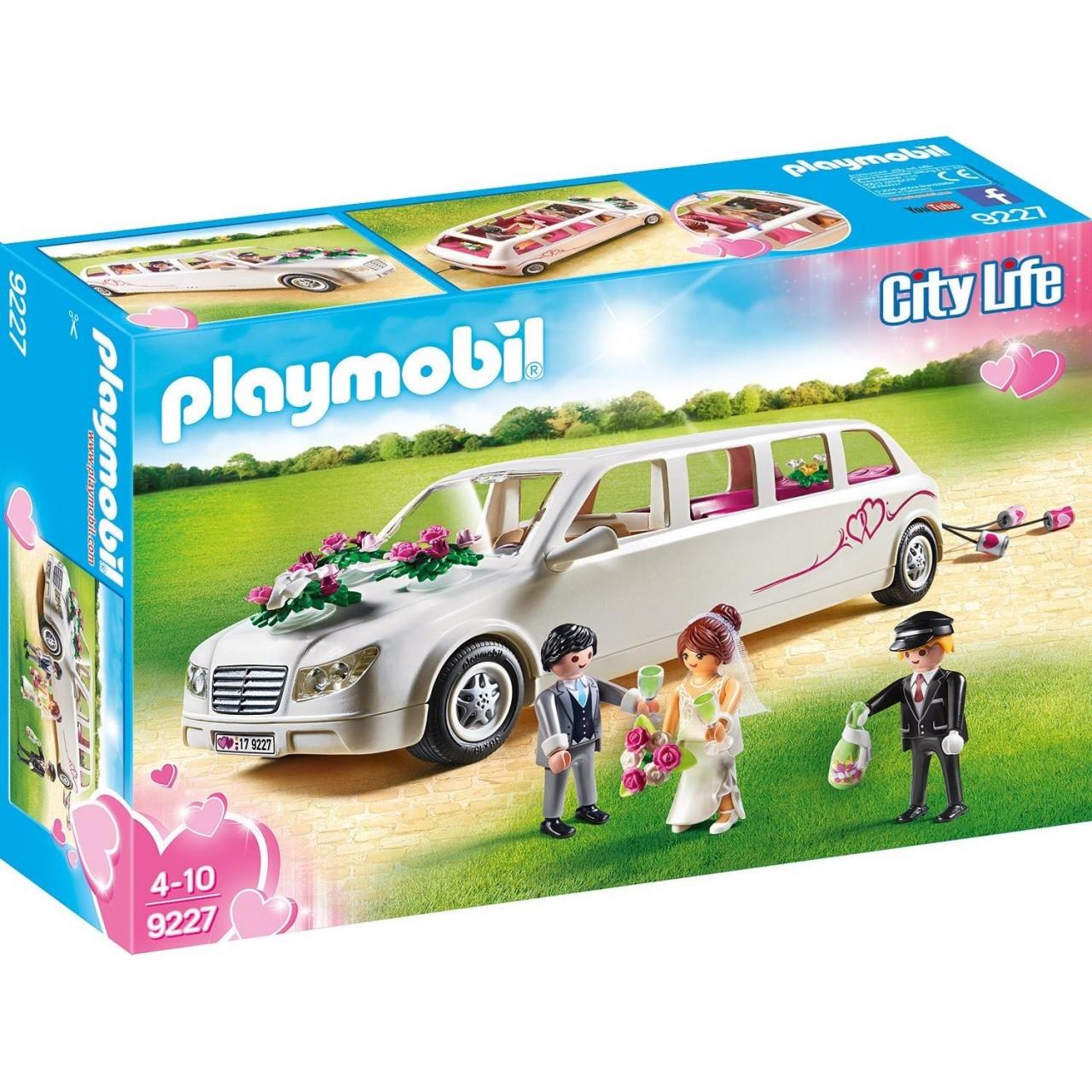 Playmobil 9227 Hochzeitslimousine