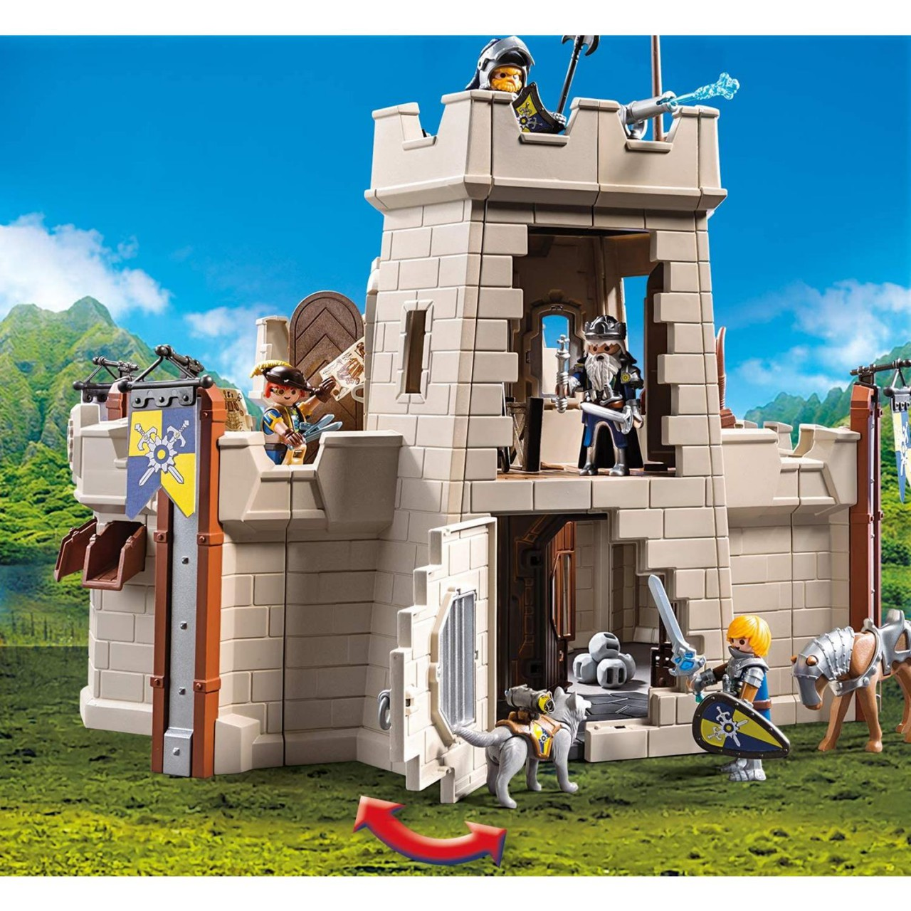 Playmobil 70222 Schloss Novelmore