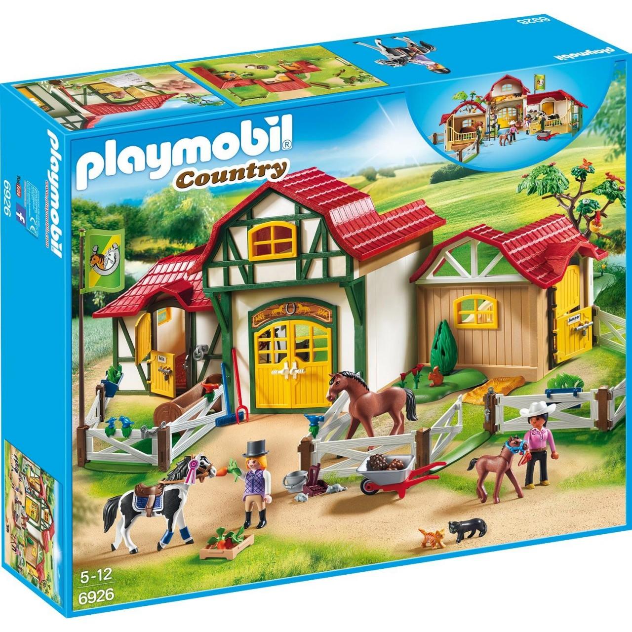 Playmobil 6926 Großer Reiterhof