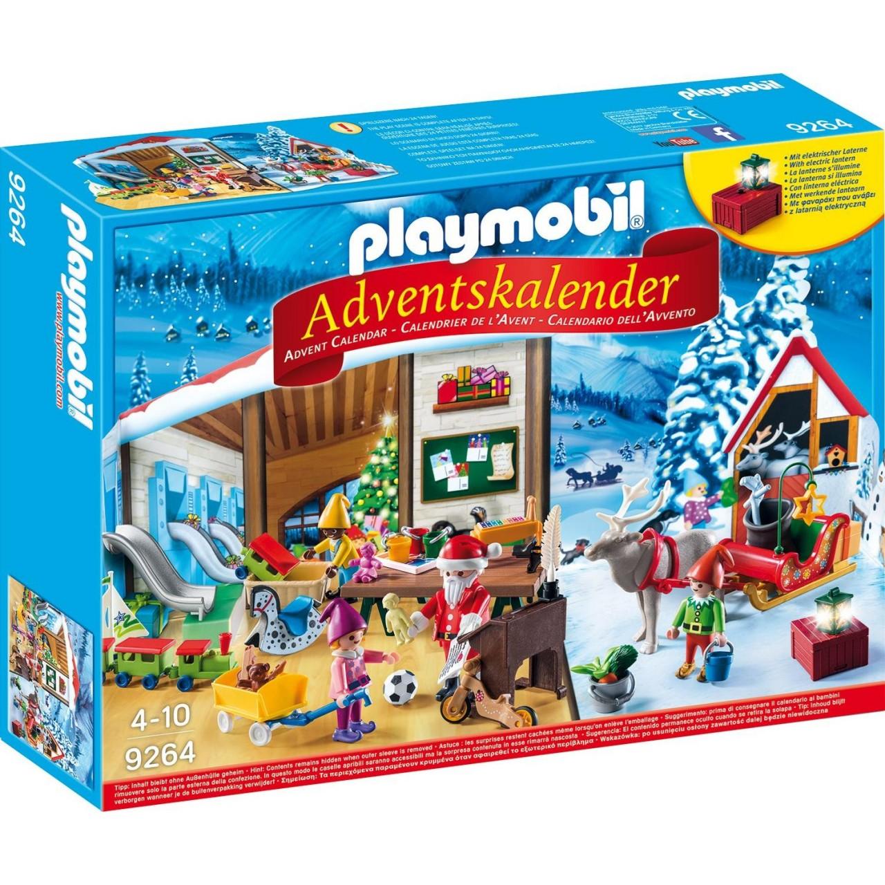 """Playmobil 9264 Adventskalender """"Wichtelwerkstatt"""""""