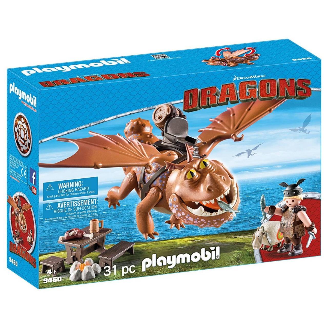 Playmobil 9460 Fischbein und Fleischklops