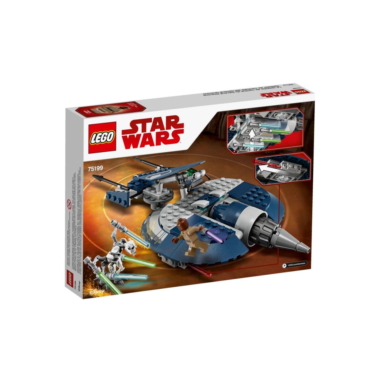 LEGO STAR WARS 75199 General Grievous Combat Speeder