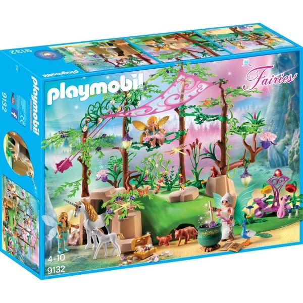 Playmobil 9132 Magischer Feenwald