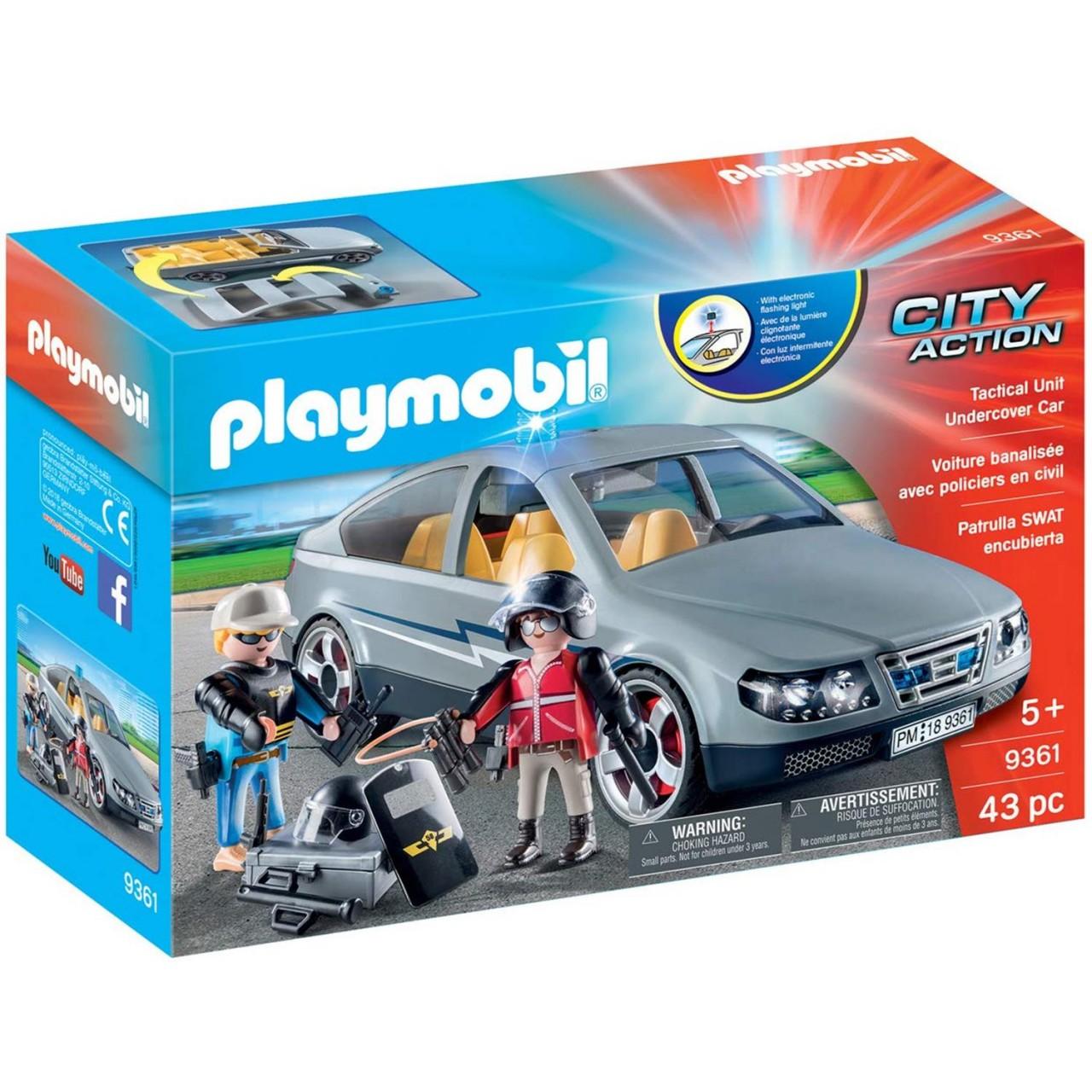 Playmobil 9361 SEK-Zivilfahrzeug