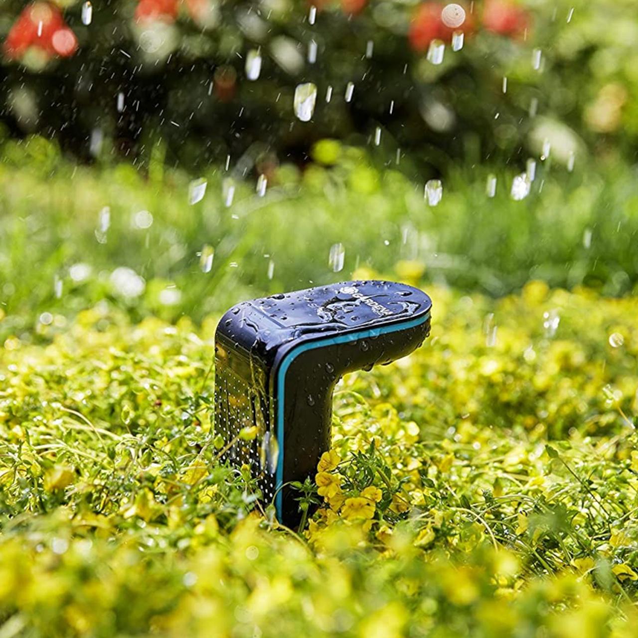 Gardena 19040-20 smart Sensor Messgerät für Bodenfeuchte und Bodentemperatur