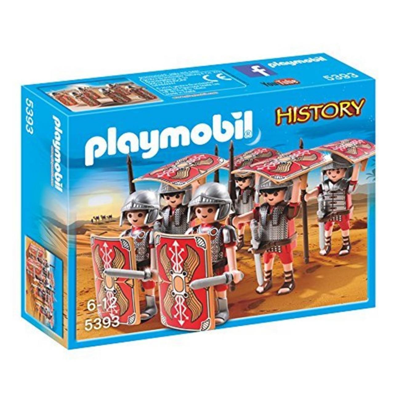 Playmobil 5393 Römer-Angriffstrupp