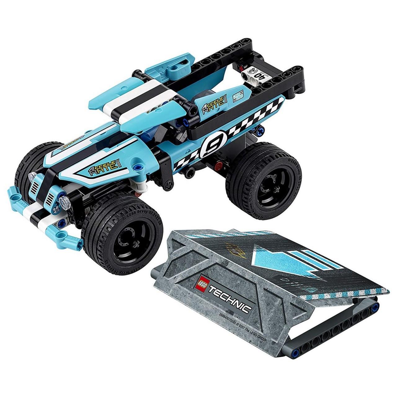 LEGO TECHNIC 42059 Stunt-Truck Rückziehauto