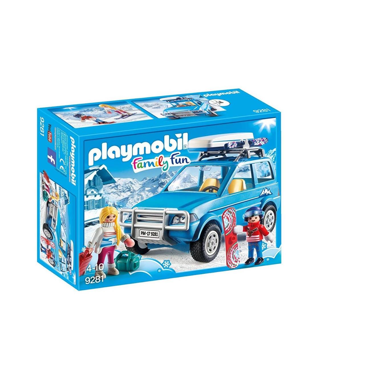 Playmobil 9281 Auto mit Dachbox
