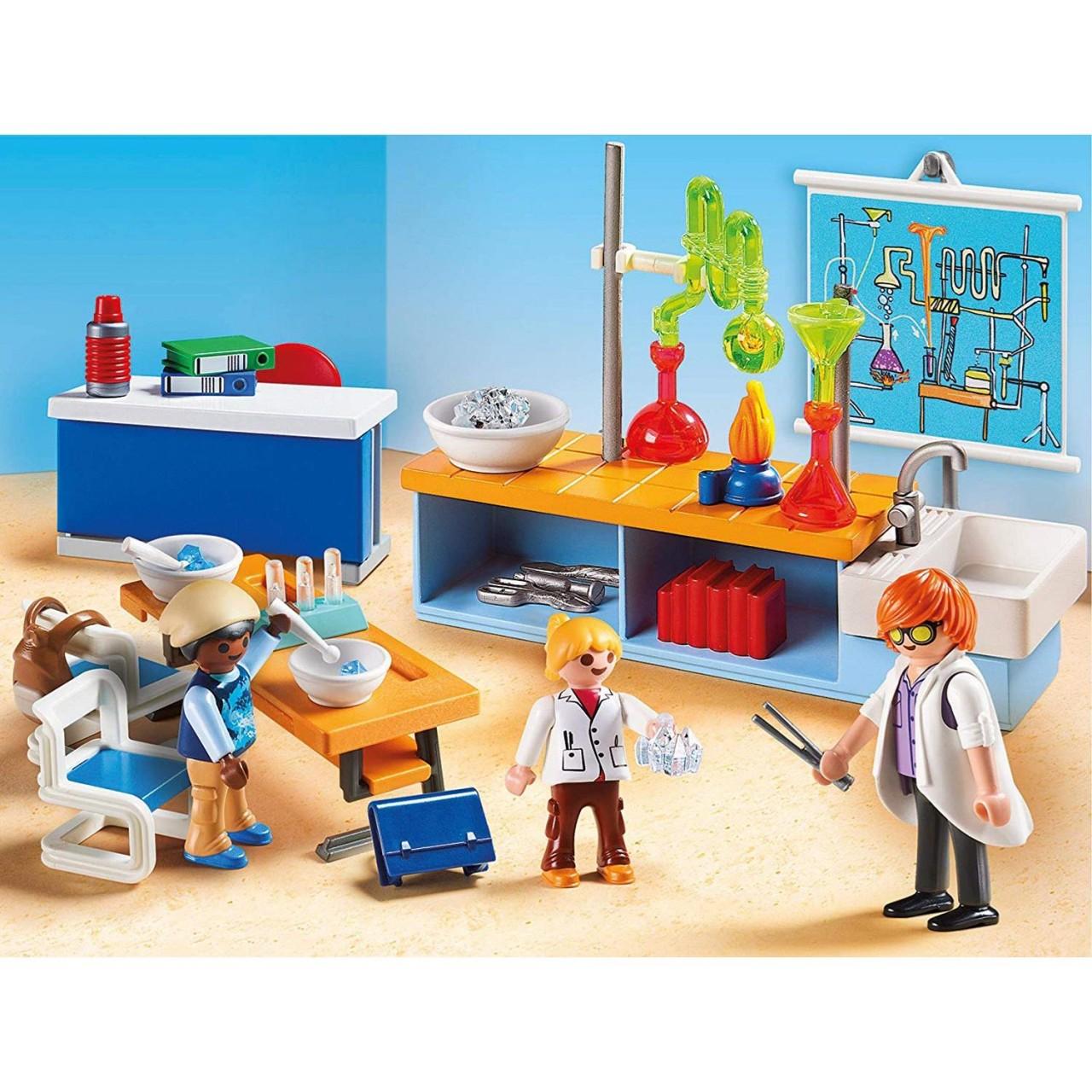 Playmobil 9456 Chemieunterricht
