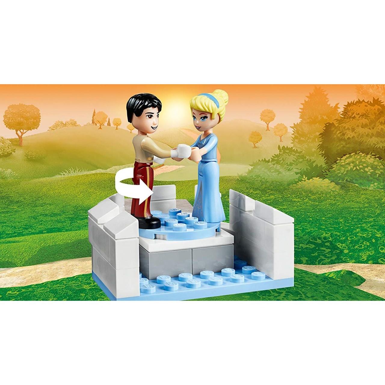 LEGO DISNEY 41154 Cinderellas Traumschloss