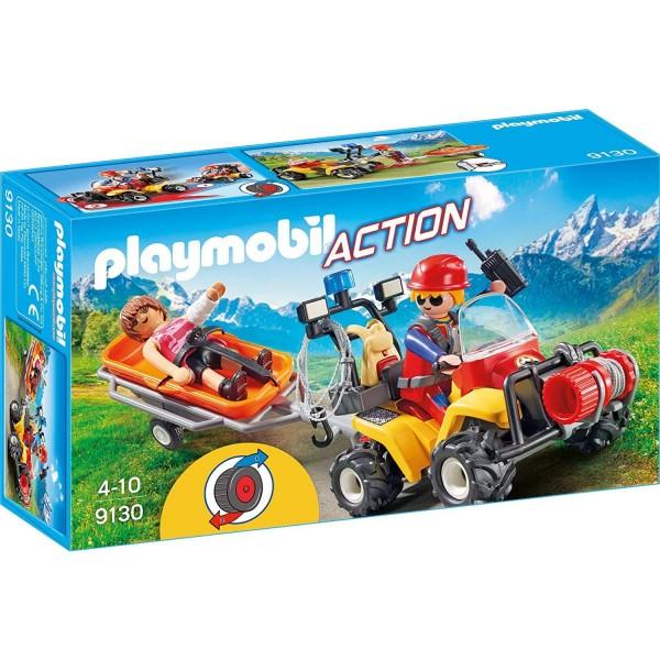 Playmobil 9130 Bergretter-Quad