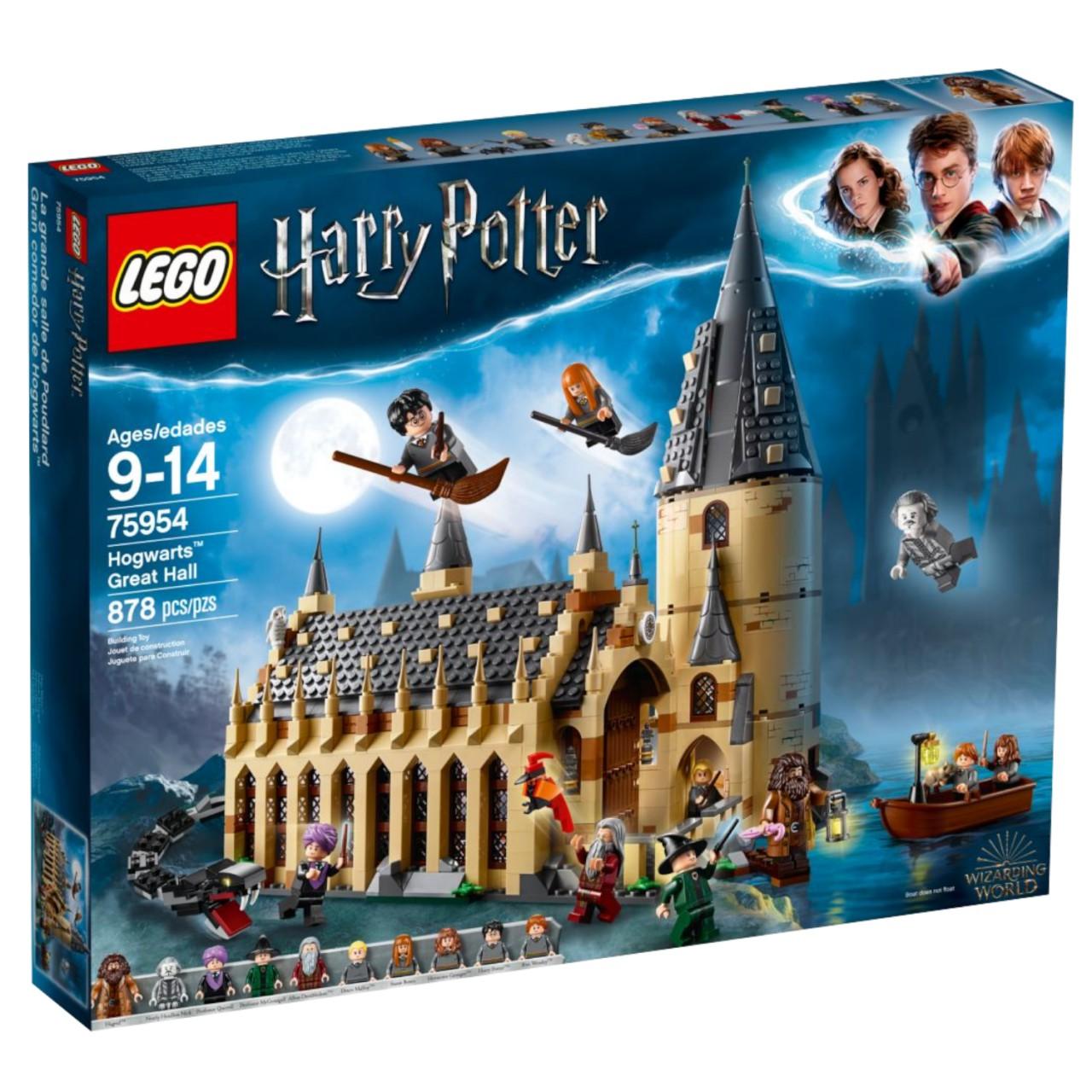 LEGO HARRY POTTER 75954 Die große Halle von Hogwarts